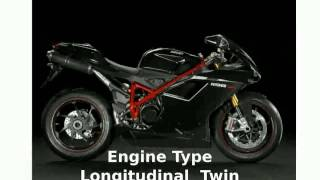 2. 2011 Ducati 1198 SP - Info & Specification