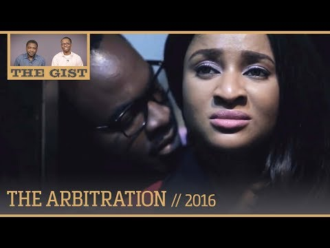 EP068 - The Arbitration (2016) - Movie Review // The GIST