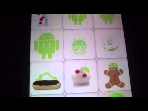 Video of Google Android Updates Info