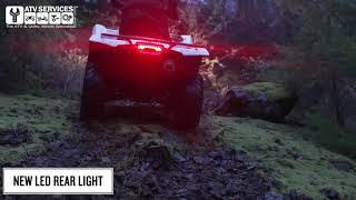 6. 2019 Suzuki King Quad 500 & 750 Launch Video