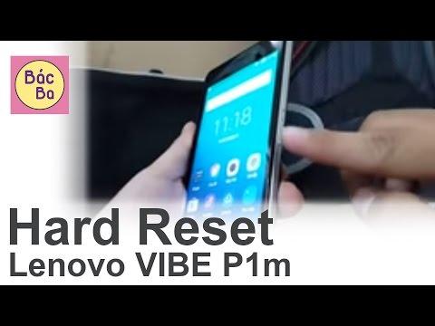 Как сделать хард ресет на lenovo vibe x2