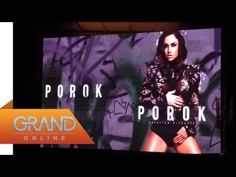 Katarina Živković – promocija albuma Porok
