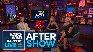 Video After Show: Shannon Beador And Tamra Judge's Thoughts On The New 'Wives | RHOC | WWHL MP3, 3GP, MP4, WEBM, AVI, FLV Oktober 2018
