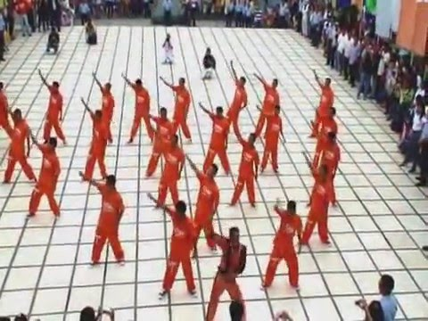 dancing inmates picture