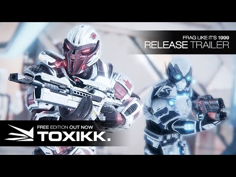 Official: TOXIKK Release Trailer