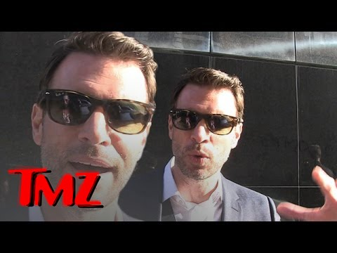 Scott - Our Camera guy caught up with Scott Foley and asked him if he thinks they will ever make a 'Scandal' movie? Scott answers but he's more worried about staying alive this season.