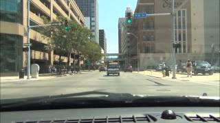 Des Moines (IA) United States  city photos gallery : Road Trip to USA Northeast Part 22 Des Moines Iowa, Downtown