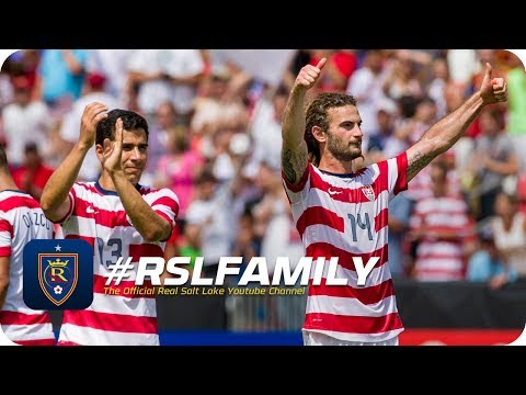Video: Kyle Beckerman & Nick Rimando headed to the 2014 FIFA World Cup