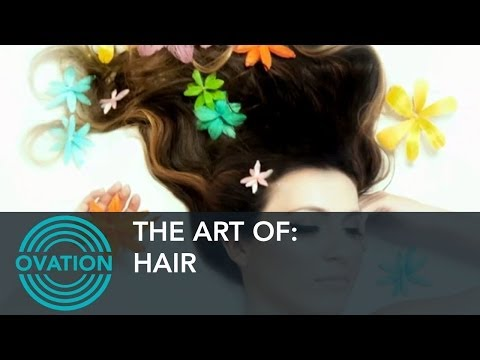 The Art Of: Hair - Elaborate Hair Sculptures