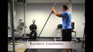 Exercise Index: Rainbow Landmine