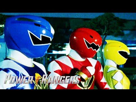 Power Rangers Official   Classic First Battles   Throwback Thursday