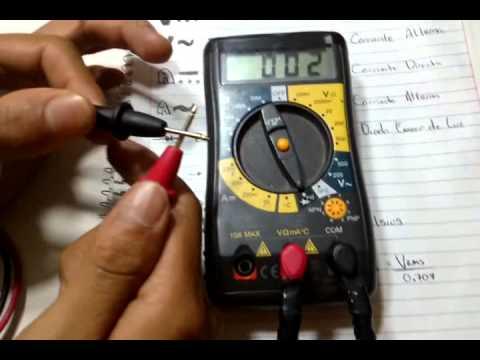 Como Utilizar un Multimetro Digital [TUTORIAL COMPLETO]