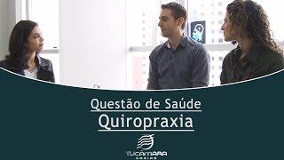 Gianni Quiropraxia é entrevistada pela TV Camara Caxias