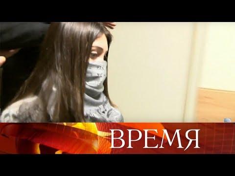 «Гонщица» Мара Багдасарян вновь задержана за управление автомобилем без водительских прав.