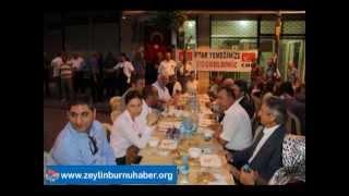 CHP Zeytinburnuİlçe Başkanlığı Çırpıcı Mahallesinde İftar Verdi