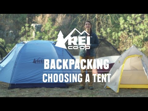 How to Choose Backpacking Tents || REI