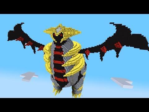 Minecraft vs Pokemon go | GIGA GIRATINA!! | (Tower of Terror) - Thời lượng: 4 phút, 23 giây.