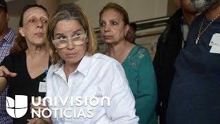"""""""Nos ha dicho ingratos, mantenidos y vagos"""": Respuesta de alcaldesa de San Juan tras visita de Trump"""
