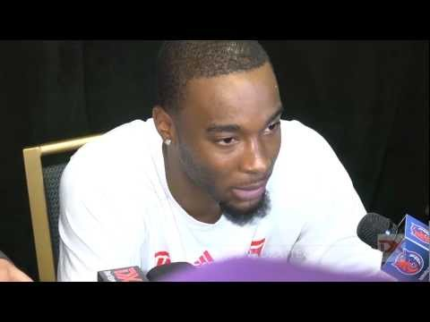 Arnett Moultrie Draft Combine Interview