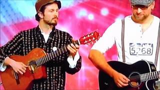 Norske Talenter 2012 - Igor Og Elvis