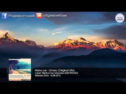 Manu Lei - Umaru (Original Mix) [Elliptical Sun Melodies] [Free Download]
