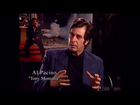 How Al Pacino Became Tony Montana in SCARFACE (1983)