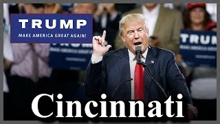 Sharonville (OH) United States  city images : Donald Trump Rally in Cincinnati, Ohio Newt Gingrich FULL SPEECH HD STREAM (7-6-16)