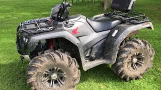 6. Honda Rubicon 500 Deluxe UPDATE
