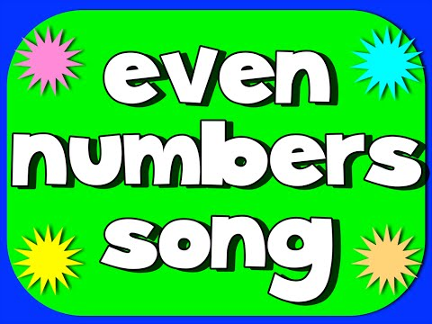 gerade Anzahl song (elementaren Mathematik) + Lyrics