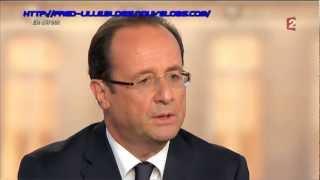 02052012 - François Hollande :