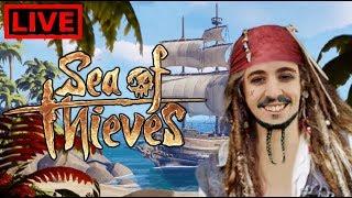 🔴 FAVIJ LIVE: SEA OF THIEVES