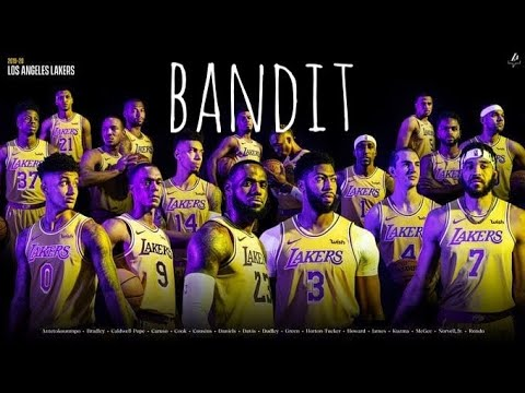 LA Lakers mix: Bandit by Juice WRLD ft. NBA Youngboy(clean)