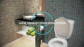 video thumbnail Toilet Ventilation System youtube