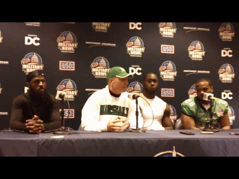 Rakeem Cato Interview 12/27/2013 video.