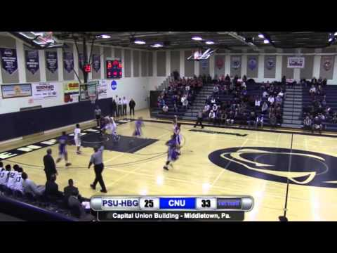 MBB: Penn State Harrisburg vs. Christopher Newport Highlights