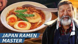 Kazumoto Ochiai is One of Tokyo's Ramen Masters by Eater