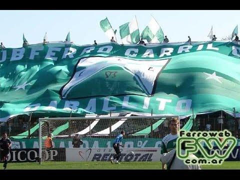 Ferro Carril Oeste ( Subtitulado) | Canciones de hinchadas - Canciones de Futbol - La Banda 100% Caballito - Ferro Carril Oeste