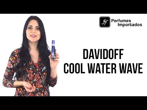 Davidoff Cool Water Wave Feminino