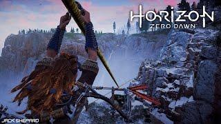 Horizon Zero Dawn #25 - [Гора проблем]