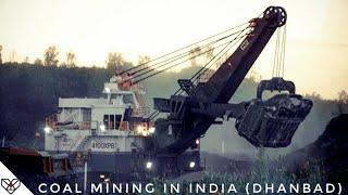 Dhanbad India  city pictures gallery : Coal Mining in INDIA (Dhanbad) B.C.C.L - Coal India