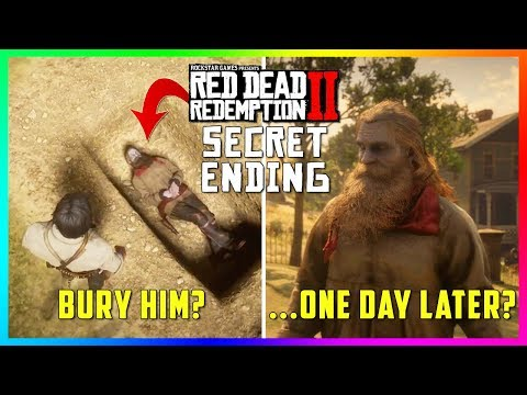 The MOST Dangerous Bounty In Red Dead Redemption 2 Has A SECRET Ending That You Don't Know About!