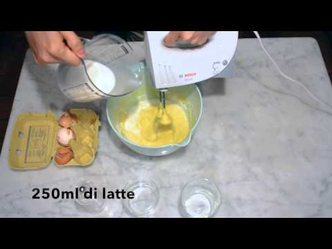 video ricetta: come preparare le crepes in 2 minuti