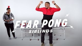 Video Siblings Play Fear Pong (Joy vs. Raft) | Fear Pong | Cut MP3, 3GP, MP4, WEBM, AVI, FLV Juli 2019