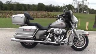 1. Used 2008 Harley Davidson FLHTC Electra Glide Classic