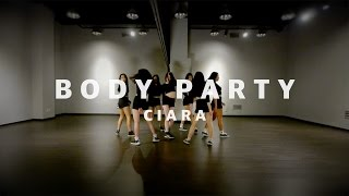 Video ALiEN | Ciara - Body Party Choreography by Euanflow @ ALiEN Dance Studio MP3, 3GP, MP4, WEBM, AVI, FLV Januari 2018