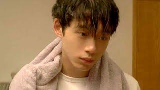 大島優子、坂口健太郎出演・仲睦まじい新婚生活30秒「話さなくても」/低刺激ボディケアシリーズ「ミノン」CM2