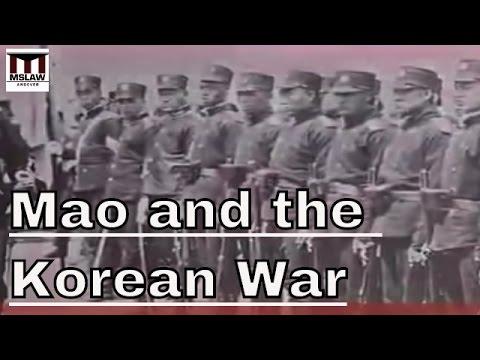 Der Koreakrieg: Warum Mao dem Norden half