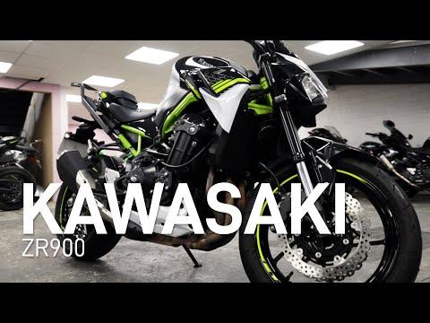 2020 Kawasaki Z900 20MY