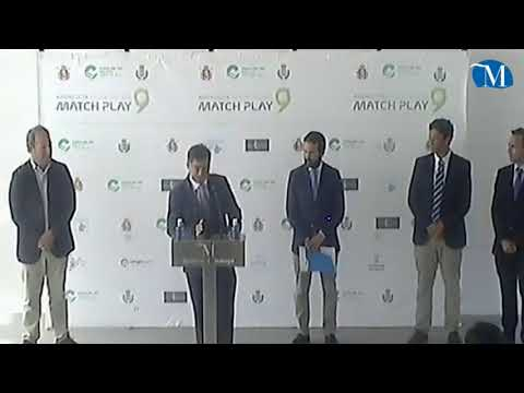 Presentación Andalucía Costa del Sol Match Play 9