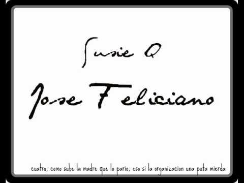 Tekst piosenki José Feliciano - Susie-Q po polsku